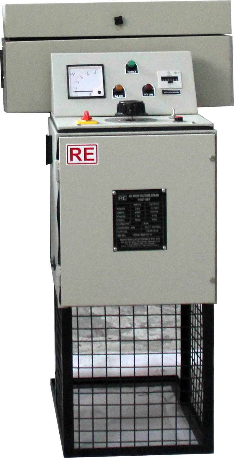 High Frequency Spark Testers, High Voltage Spark Testers